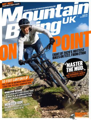 Mountain Biking UK December2019