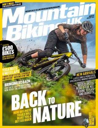 Mountain Biking UK January2020