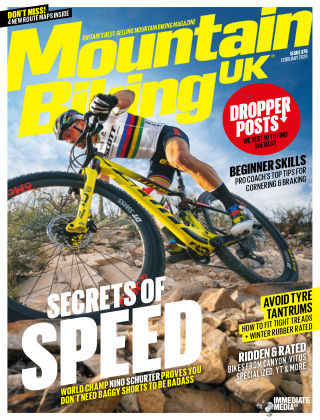 Mountain Biking UK February2020