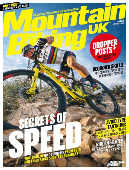 Mountain Biking UK January 21, 2020 00:00