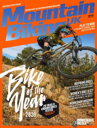 Mountain Biking UK April2020