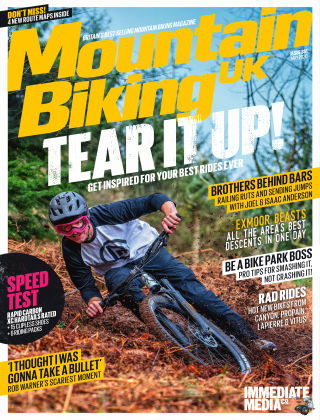 Mountain Biking UK May2020