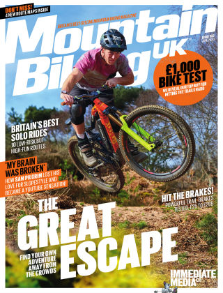 Mountain Biking UK June2020