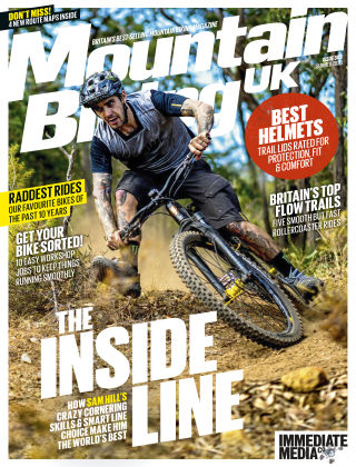 Mountain Biking UK Summer2020