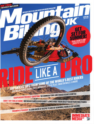 Mountain Biking UK July2020