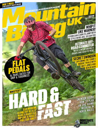 Mountain Biking UK September2020