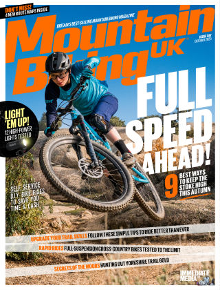 Mountain Biking UK October2020