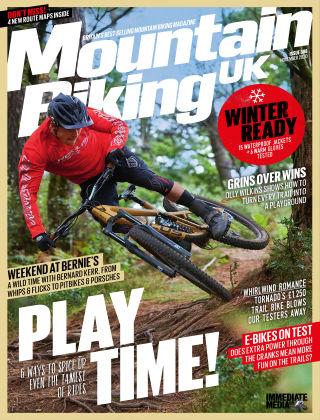 Mountain Biking UK November2020