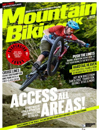 Mountain Biking UK December2020