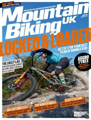 Mountain Biking UK January2021