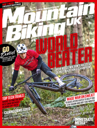 Mountain Biking UK February2021
