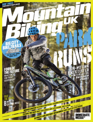 Mountain Biking UK March2021