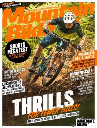 Mountain Biking UK April2021