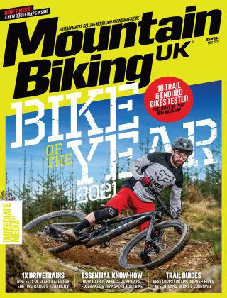Mountain Biking UK May2021