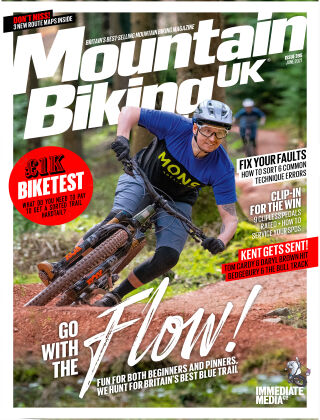 Mountain Biking UK June2021