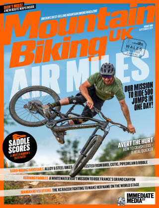 Mountain Biking UK September2021