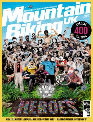 Mountain Biking UK October2021