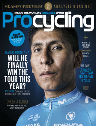Procycling February 2018