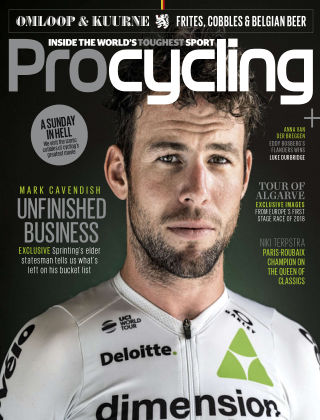 Procycling April 2018