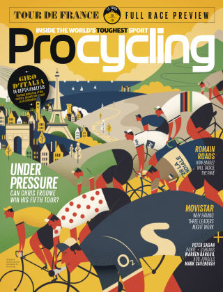Procycling July 2018