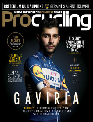 Procycling August 2018
