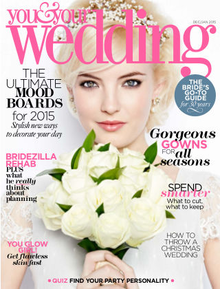 You and Your Wedding Dec - Jan 2015