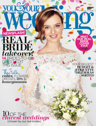You and Your Wedding May - June 2015