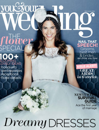 You and Your Wedding Dec - Jan 2016