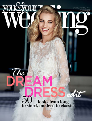 You and Your Wedding May - June 2016