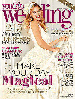 You and Your Wedding Dec - Jan 2017
