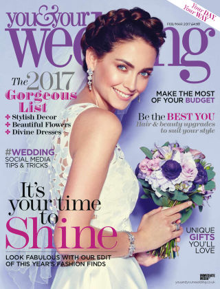 You and Your Wedding Feb - Mar 2017