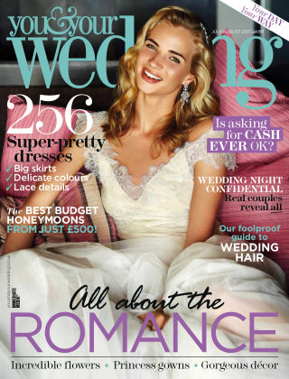 You and Your Wedding Jul - Aug 2017