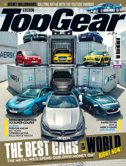 Top Gear August 13, 2014 00:00