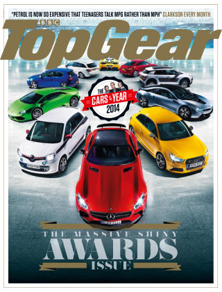 Top Gear Awards 2014