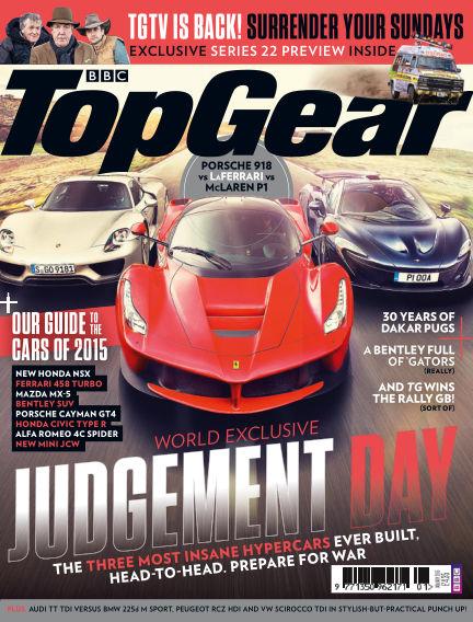 Top Gear January 02, 2015 00:00