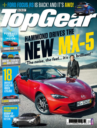 Top Gear Issue 267