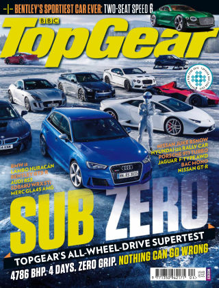 Top Gear Issue 268