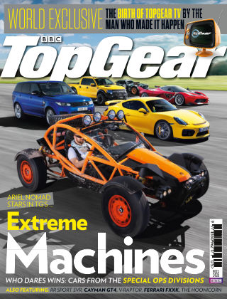 Top Gear issue 269
