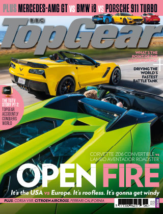 Top Gear Issue 270