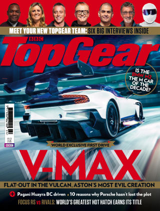 Top Gear Issue 280