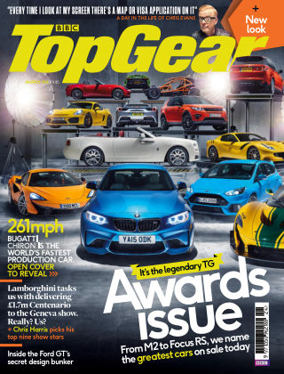 Top Gear Issue 281