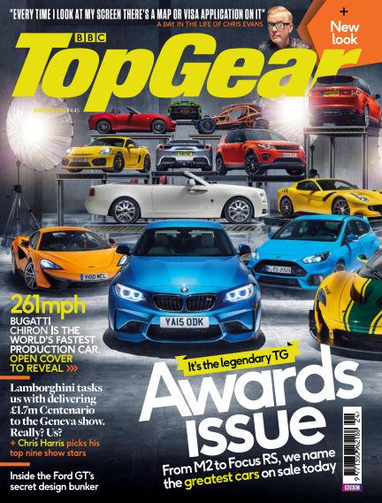 Top Gear March 23, 2016 00:00