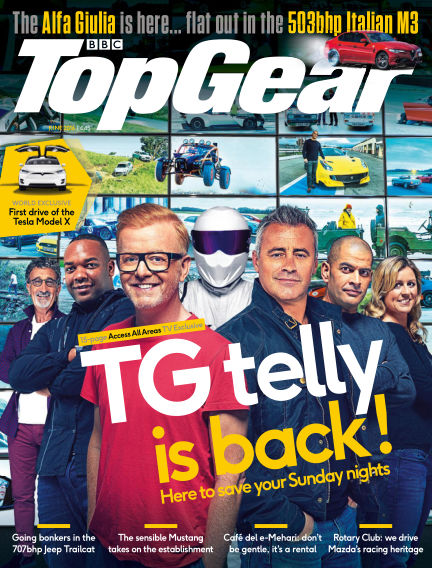 Top Gear May 18, 2016 00:00