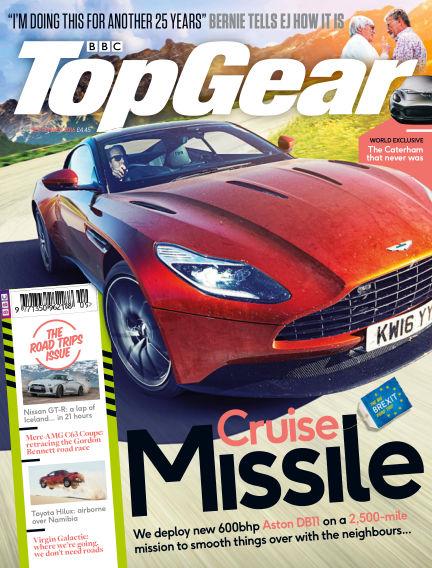 Top Gear August 10, 2016 00:00