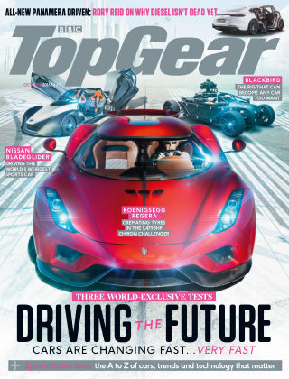 Top Gear Issue 287