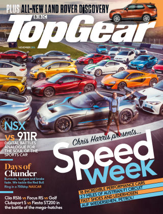 Top Gear Issue 288