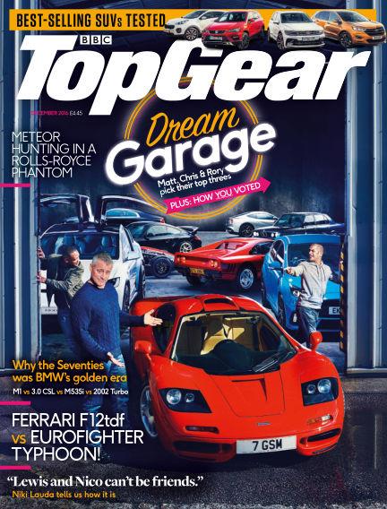 Top Gear November 02, 2016 00:00