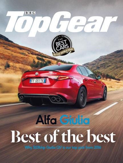 Top Gear November 30, 2016 00:00