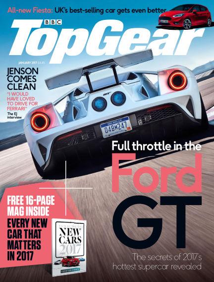 Top Gear December 28, 2016 00:00