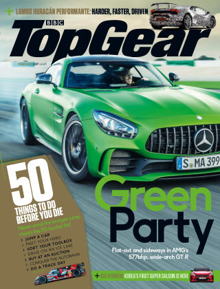 Top Gear Issue 292